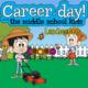 career day clip art, landscappers middle school kids